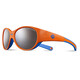 Julbo Kids 3-5Y Puzzle Spectron 4 Sunglasses Orange/Blue-Gray Flash Silver